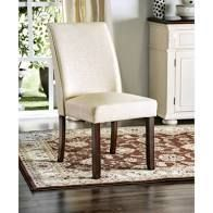 Copper Grove Mataano Walnut Dining Chairs   Set of 2