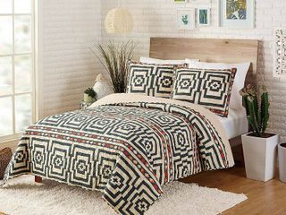 Makers Collective Hypnotic Quilt Set   King