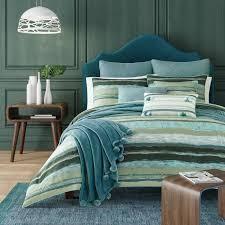 Porch   Den Caden Green Comforter Set   Queen Full