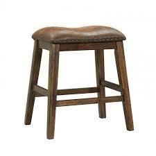 Chaleny Upholstered Stools   Set of 2