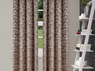 Superior Insulated Blackout Grommet Curtains   Set of 2