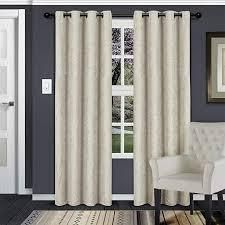 Superior Waverly Insulated Thermal Waverly Blackout Curtains   Set of 2