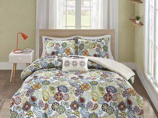 Home Essence Teen Tula Ultra Soft Comforter Bedding Set Full QUEEN