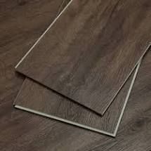 Null  Thunder Finish SPC Vinyl Plank Flooring  24 71 Sq  Ft Carton  Retail 123 49