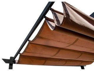 Null  AlEKO Pergola Canopy Fabric Replacement   9 x 9 Feet   Sand
