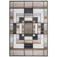 Orelsi Collection Abstract Area Rug  Retail 86 49