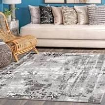 Porch   Den lapine Abstract Area Rug RUNNER 2 6 x 8ft