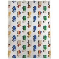 All THE TRUCKS Area Rug by Kavka Designs  Retail 127 49