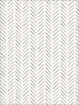 24  inch x 10 ft   Off White  Geometric Black and White Thin lines Removable Wallpaper   24  inch x 10 ft