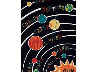 Mohawk Home Solar System Area Rug  Retail 98 99