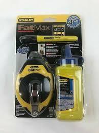Stanley Fatmax Xtreme 47 681l Chalk line