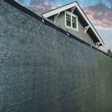 AlEKO 5 x50 Fence Privacy Green Windscreen