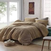 Queen   Teddy Bear   Taupe Natural  Coma Inducer Duvet Cover   Teddy Bear   Taupe Natural