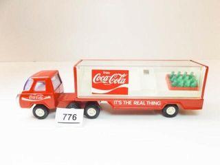 Buddy l Coca Cola Truck  Trailer  10