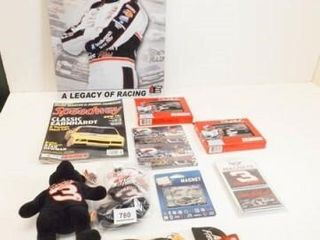 Dale Earnhardt Collection of Items  10