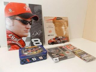 Dale Earnhardt Jr  Collection of Items  5