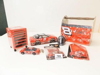 Dale Earnhardt Jr  Cars  Candy  Tins  7