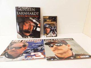 Dale Earnhardt Books  2  Calendars  2