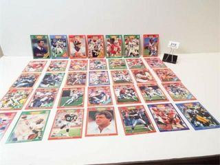 1989 NFl Football Cards  30