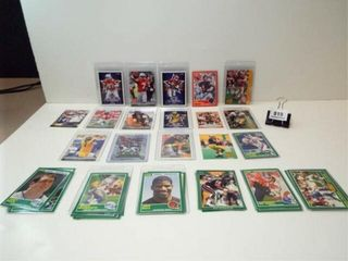 1989 Score Football Cards  30  Other Cards  15