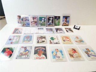 Baseball Cards  primarily 1990 s  20
