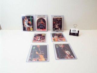 NBA Basketball Cards  primarily 1990 s  7
