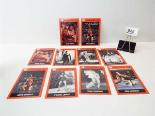 Oklahoma State Wrestling Cards  2 Signed  10
