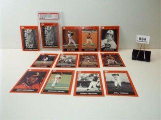 Oklahoma State Baseball Cards  13