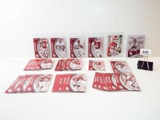 Oklahoma Univ  Panini Football Cards  40