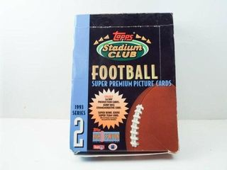 Football 1993 Topps Cards  approx 300