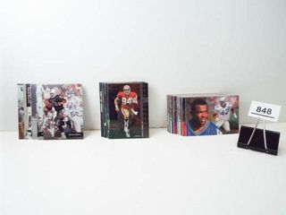 Football Cards  approx 50