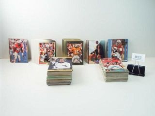 Football Cards  approx 250