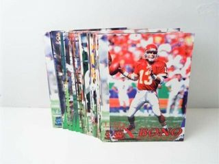 Football 1996 Pacific Collection Cards  50