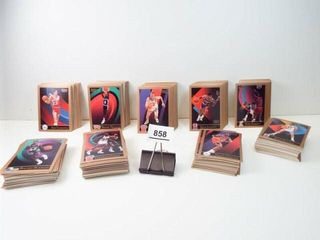 Basketball 1990 Skybox Cards  approx 450