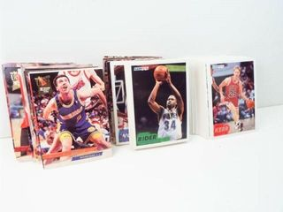 Basketball 1993 94 Fleer Cards  approx 150