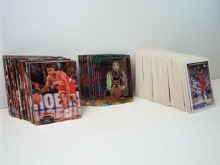 Basketball Topps Cards  approx 225