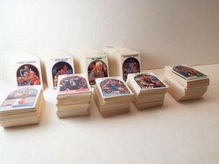 Basketball 1989 NBA Cards  approx 850