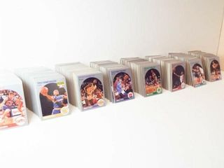 Basketball 1990 NBA Hoops Cards  approx 1000