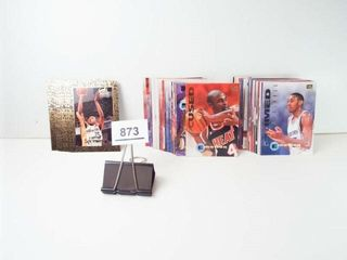 Basketball 1995 SkyBox Cards  approx 75