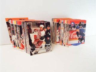 Hockey NHl Pro Set Cards  approx 150