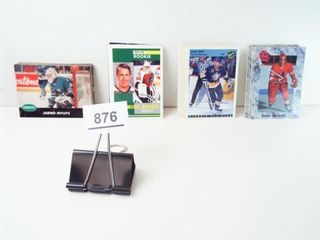 Hockey Cards  approx 40