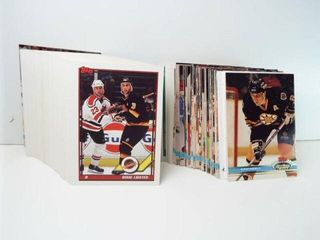 Hockey Topps Cards  approx 150