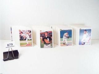 Baseball 1991 Upper Deck Cards  approx 350