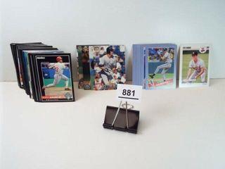 Baseball Cards   Variety    approx 100