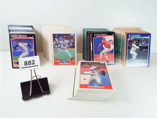 Baseball Score Cards  approx 350