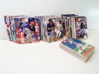 Baseball 1994 Fleer Cards  approx 225
