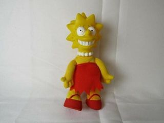 lisa Simpson Doll