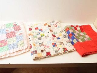 Doll Quilts  Tied  3