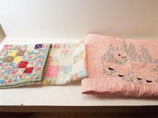 Doll Quilts  2  Baby Quilt