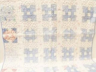 Child s Quilt  Hand Quilted  50  x 33